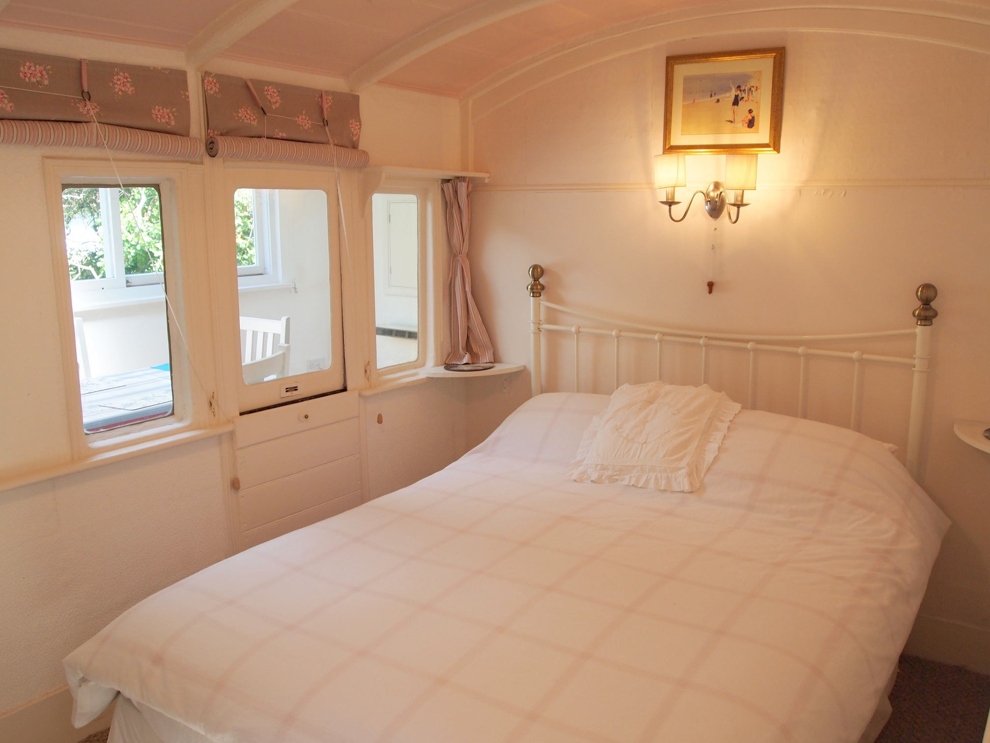 double carriage bedroom